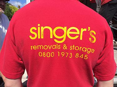 Singers Shirt