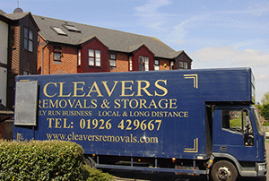 Cleavers Removals