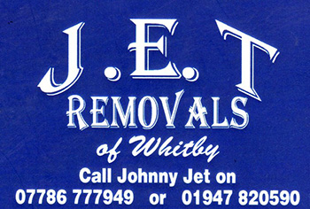 JET Removals  of Whitby