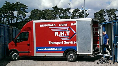 RHT Removals