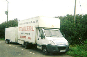 West Cornwall Removals